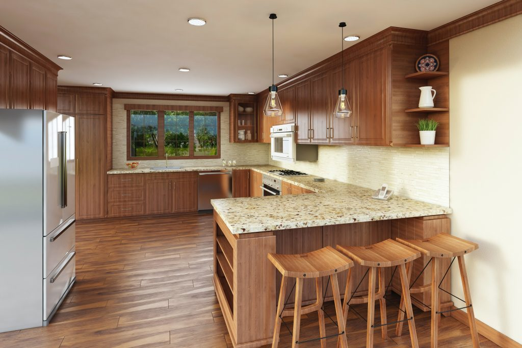 bayonne kitchen remodeling countertops 2
